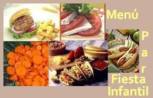 Comida Mexicana Para Fiestas Infantiles