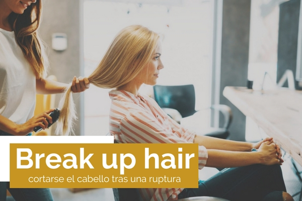 break up hair