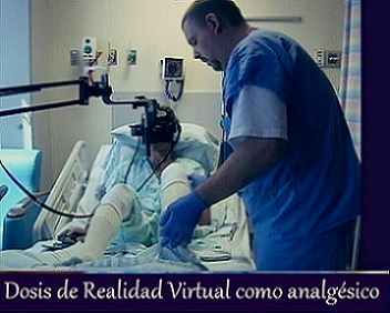 realidad virtual como analgésico